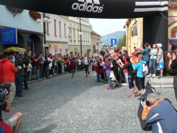 Ultra maraton Beskydy