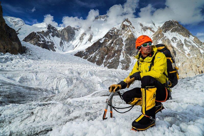 Tomas Petrecek - Gasherbrum I - Oakley
