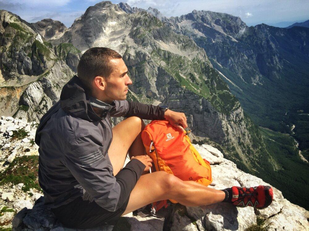 Salomon Bonatti - Tomas Petrecek - Julske Alpy