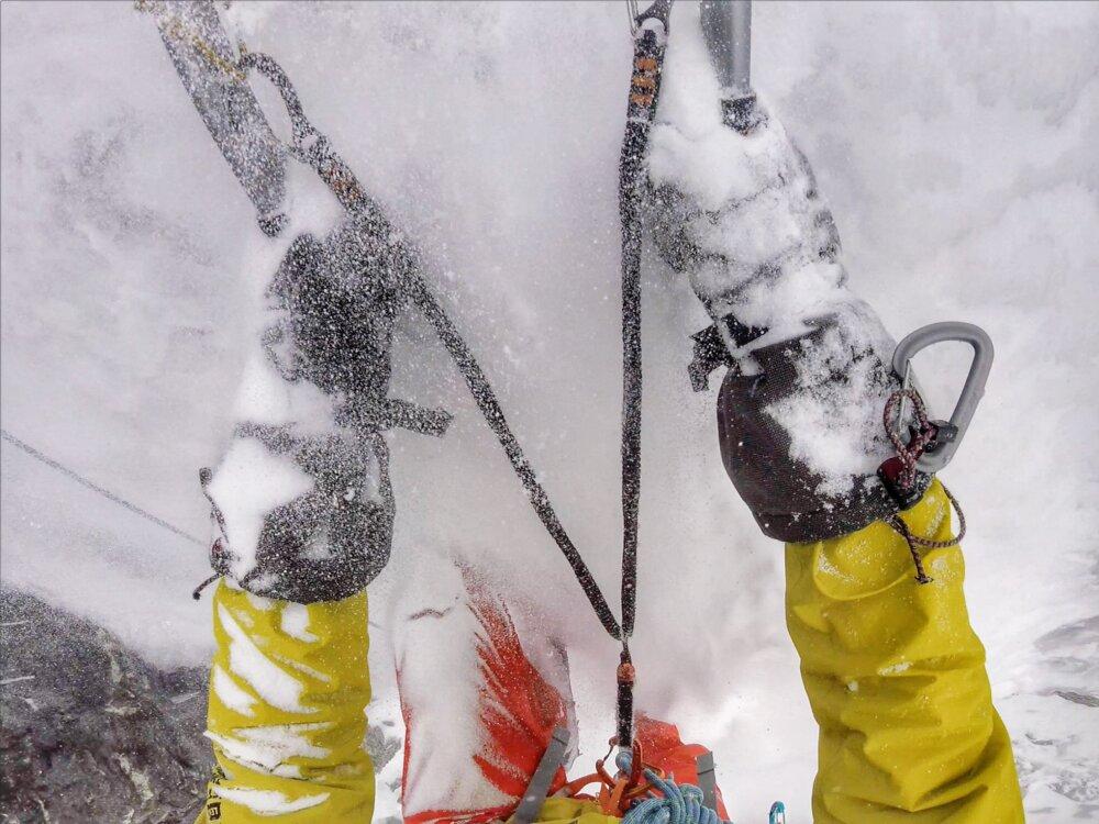 Tomas Petrecek - sněží na Nanga Parbat