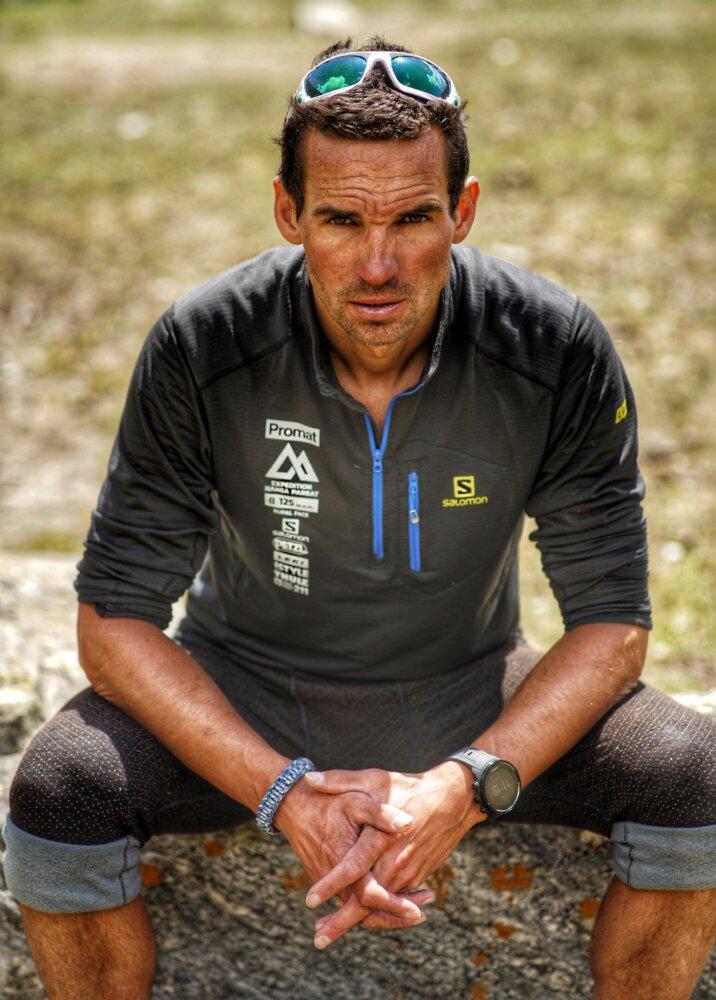 Tomas Petrecek - konečně dole z Nanga Parbat
