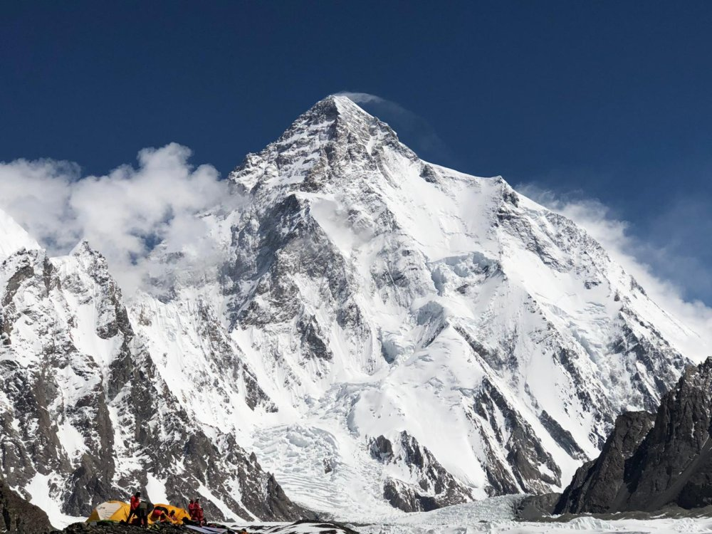 Tomáš Petreček vyrazil v červnu 2019 do Himálají. Kde se snažil vylézt na osmitisícovku K2.