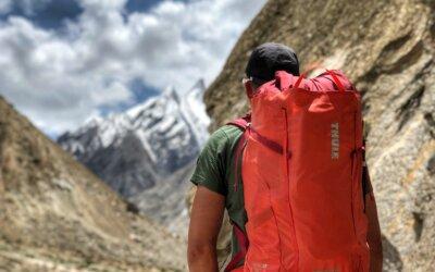 Tomas Petrecek K2 expedition 2019
