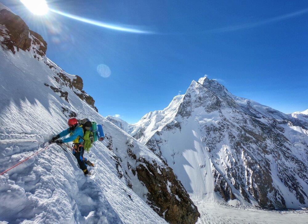 Tomáš Petreček a expedice na osmitisícovou horu K2 v roce 2019.